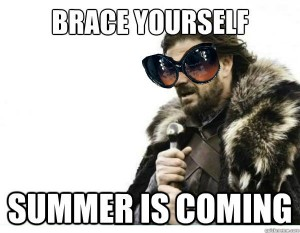 Ned Stark Meme: Summer is Coming