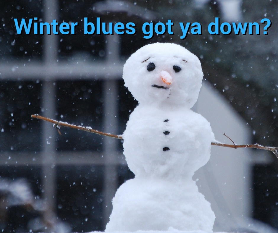6 Tips to Beat Back the Winter Blues