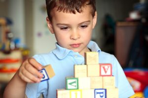 Raising a child with Developmental disability