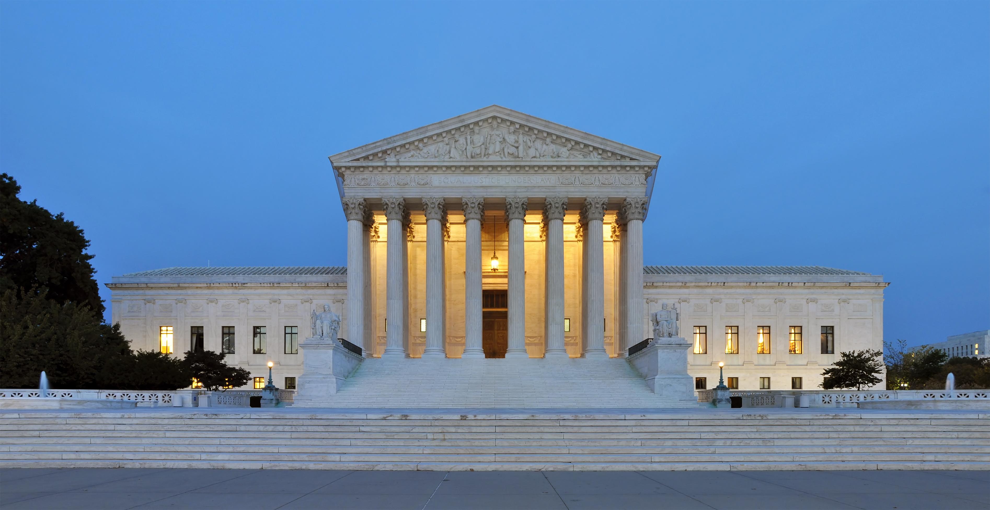 Supreme Court Building IEP
