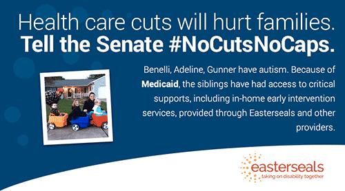 No Medicaid Cuts No Medicaid Caps