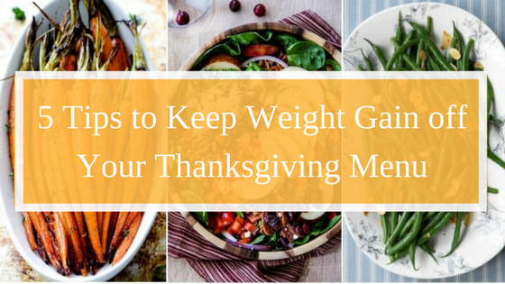 5 Fantastic Tipsfor a Healthy Thanksgiving
