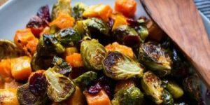 veggies, thanksgiving