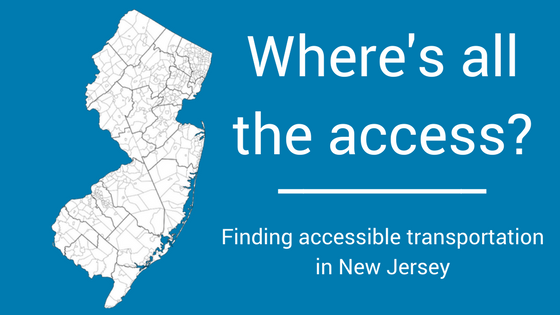 Where's All the Accessible Transportation in New Jersey?