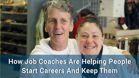 How Job Coaches Are Helping People Start Careers And Keep Them