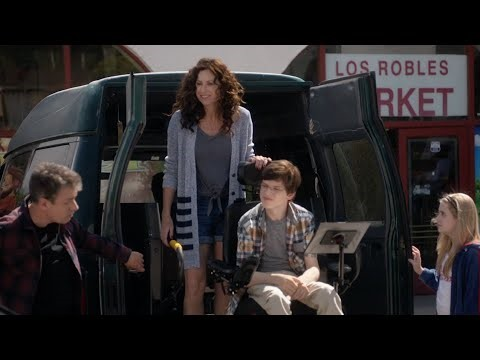 "Still of main cast from TV Show ""Speechless"""